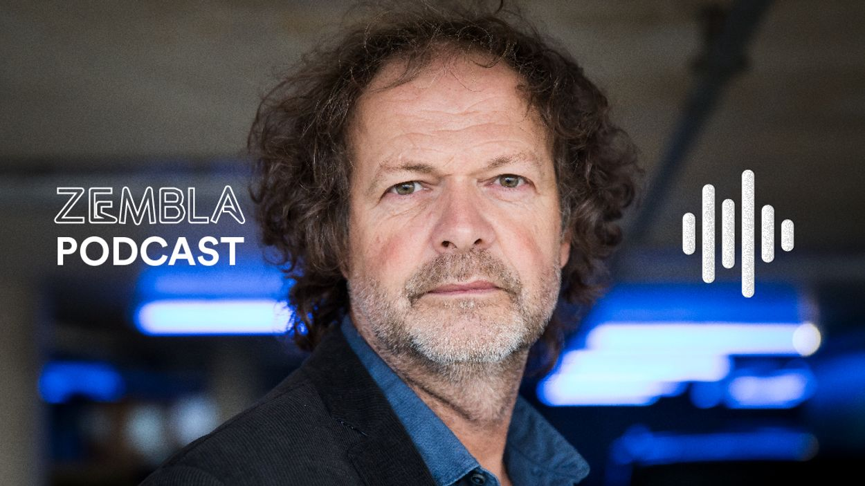 Jos van Dongen podcast