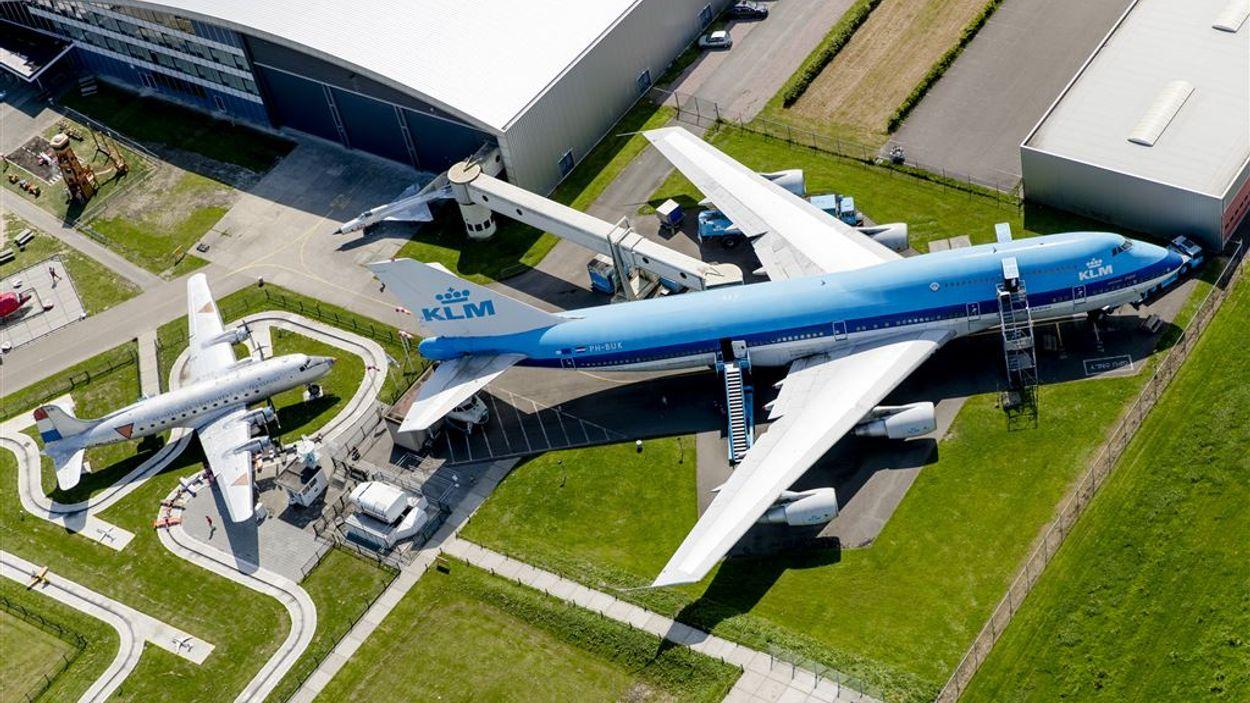 ANP - Lelystad Airport