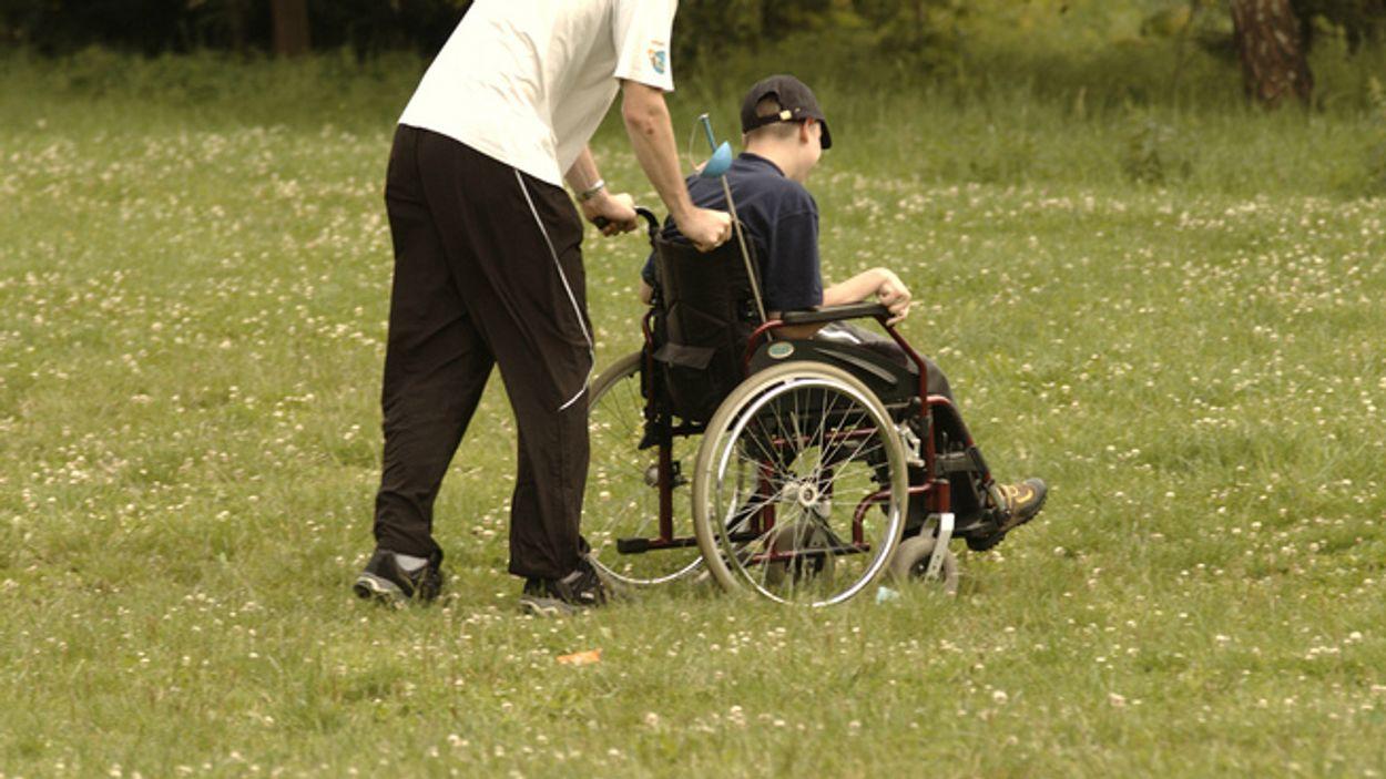 gehandicapt / Flickr / PROHonza Soukup