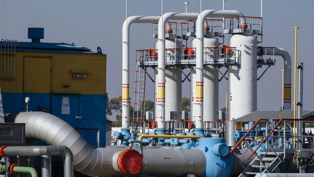 gasleidingen anp