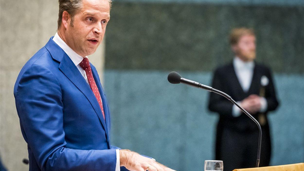 Hugo de Jonge VWS- anp