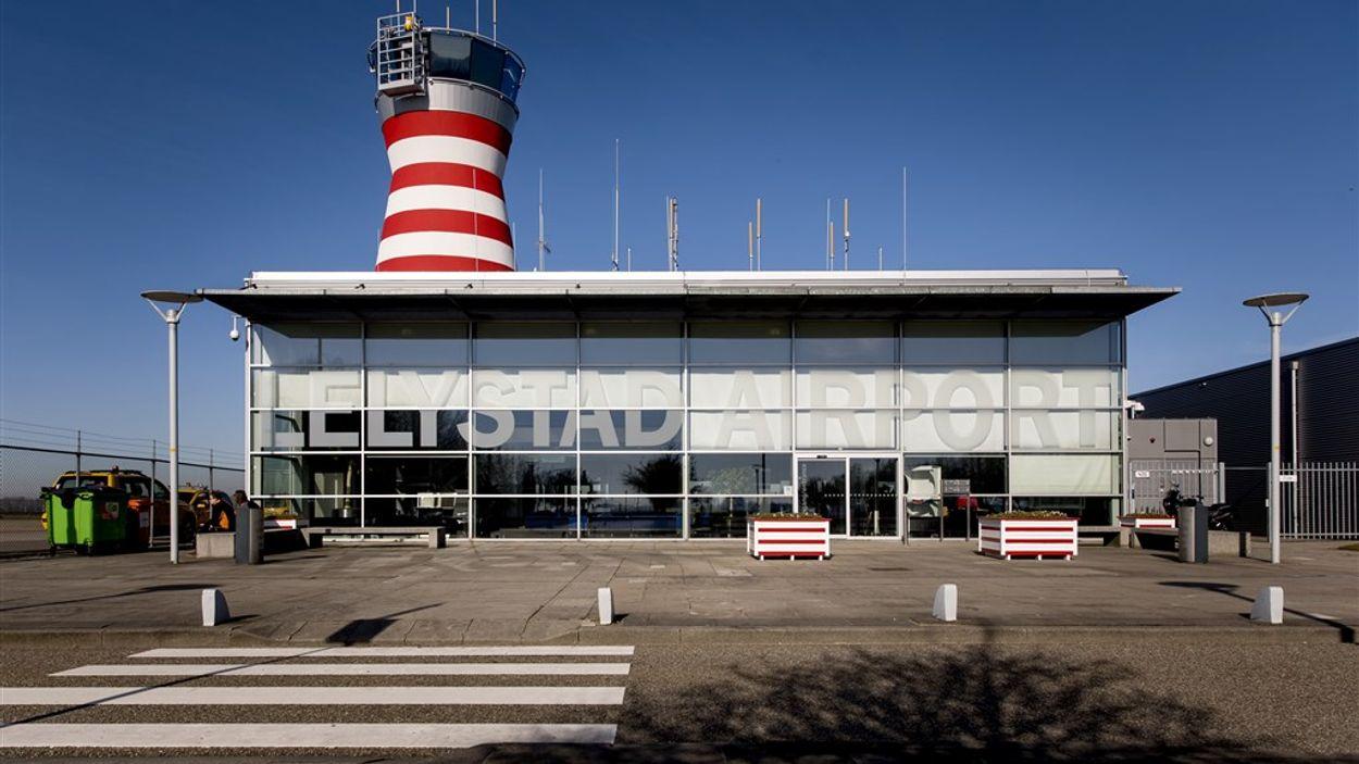 lelystad airport - ANP