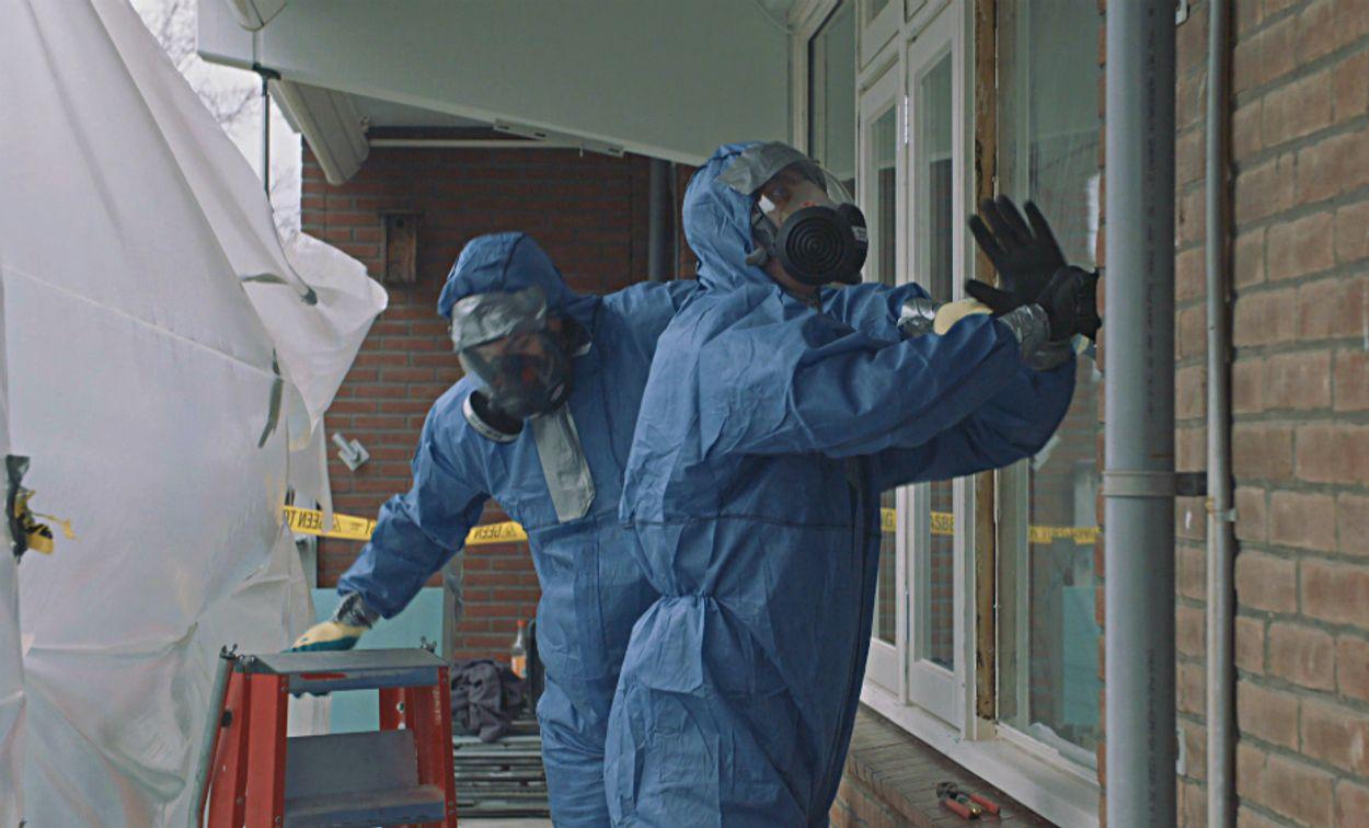 Afbeelding van ZEMBLA onthult: Woningbouwvereniging Portaal 'intimideert' kritische bewoner en zijn gezin