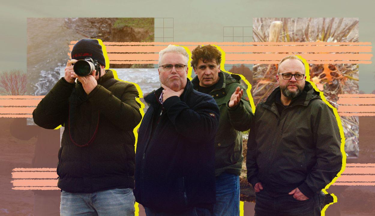 Afbeelding van Burgercollectief meldt opnieuw 'ernstige' vervuiling door baggerdumpingen in Over de Maas