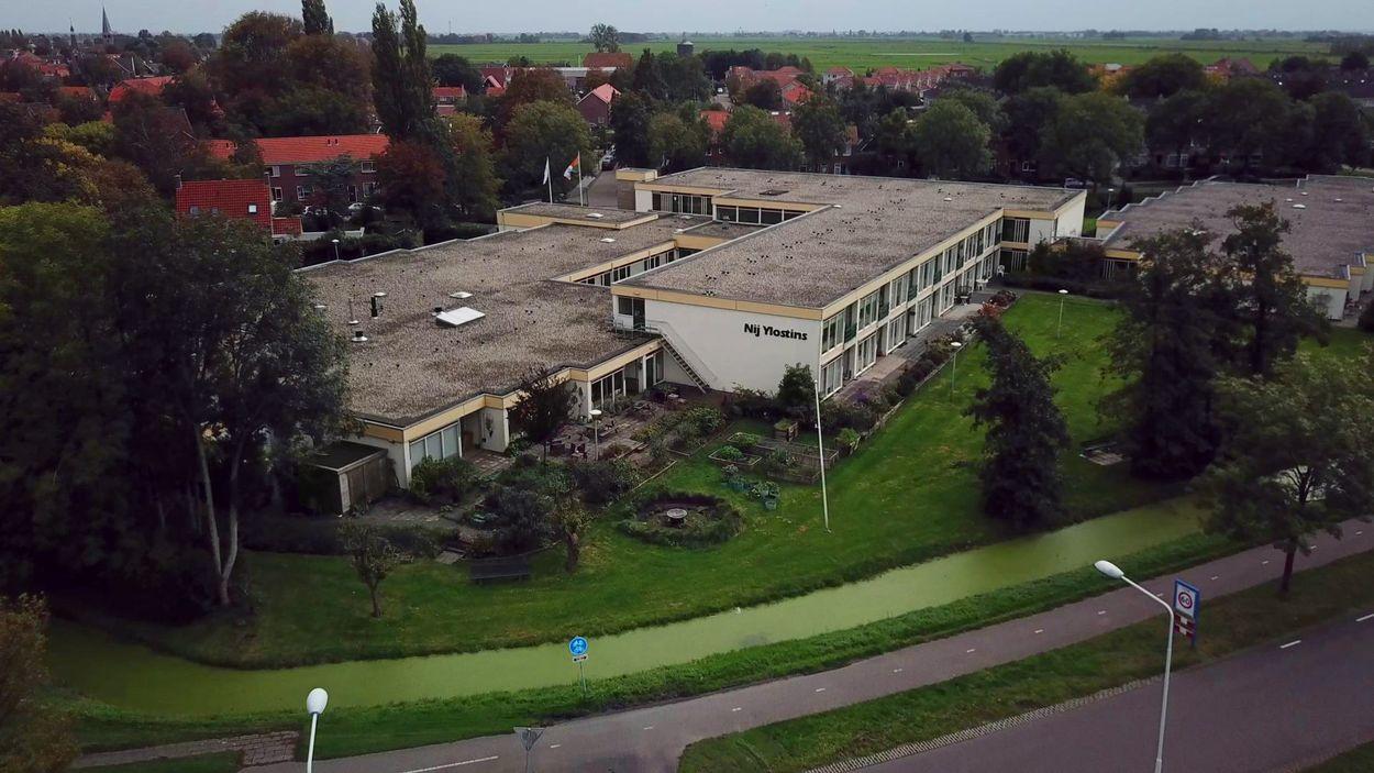 Afbeelding van Woonvoorziening Nij Ylostins in IJlst moet monument worden, zegt welstandscommissie