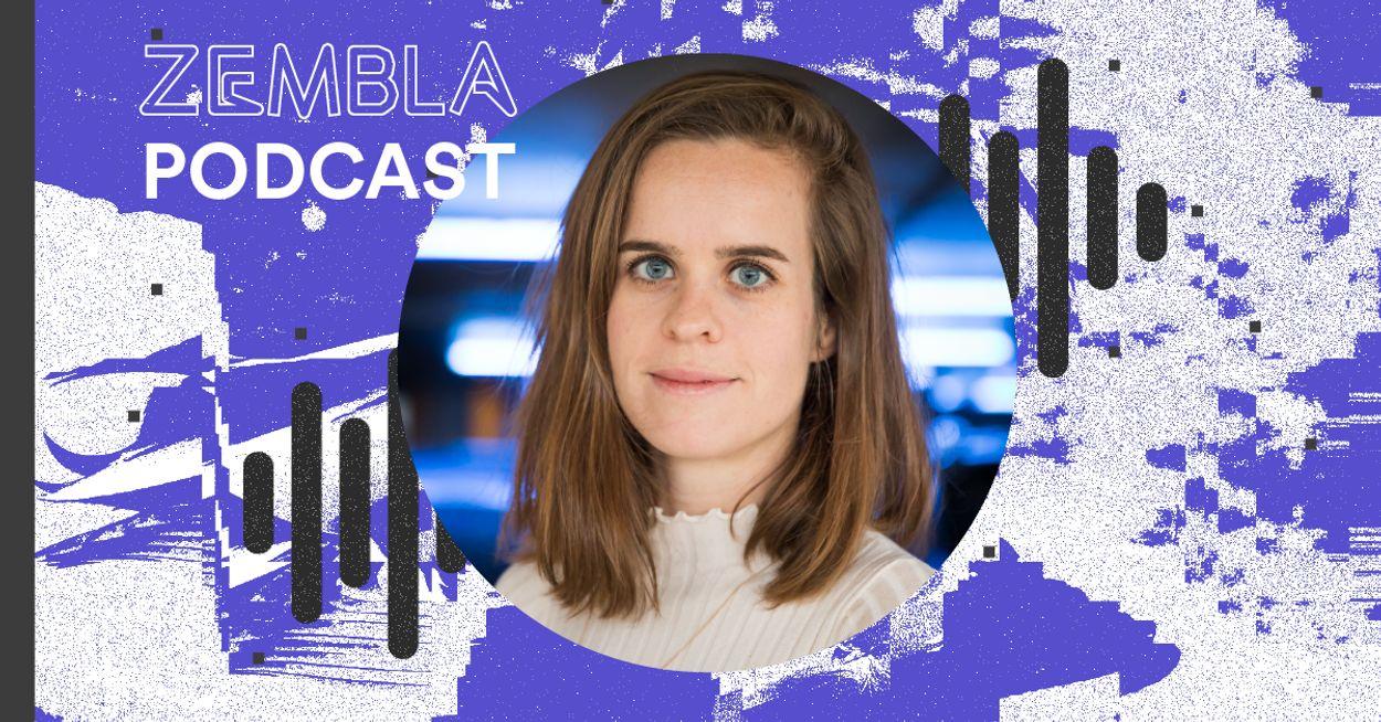 Afbeelding van ZEMBLA-podcast met verslaggever Nikki van der Westen over 'Verstijfd van angst'