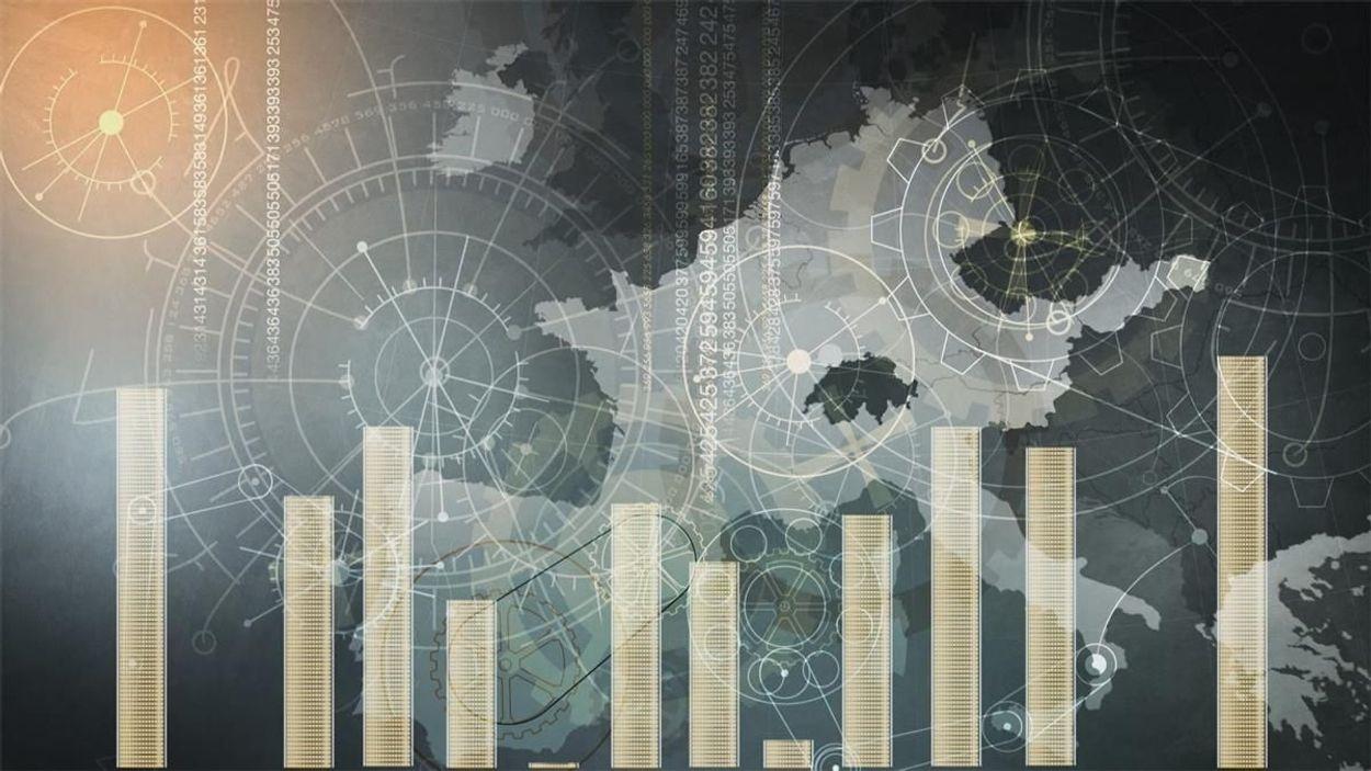 Afbeelding van De schuldenmachine