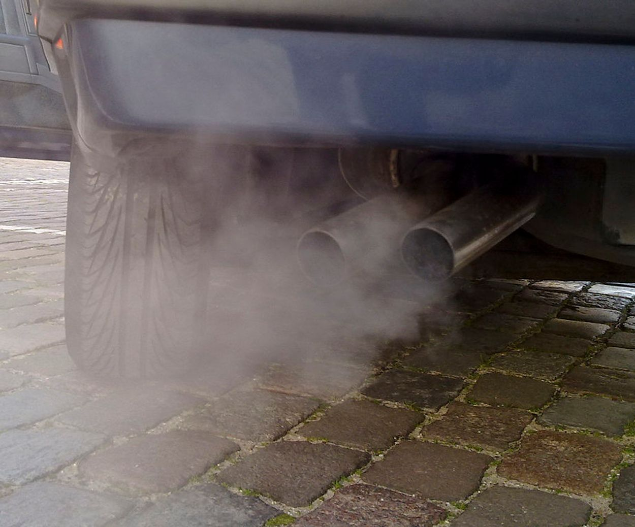 Afbeelding van Luchtkwaliteit in Nederland zorgelijk
