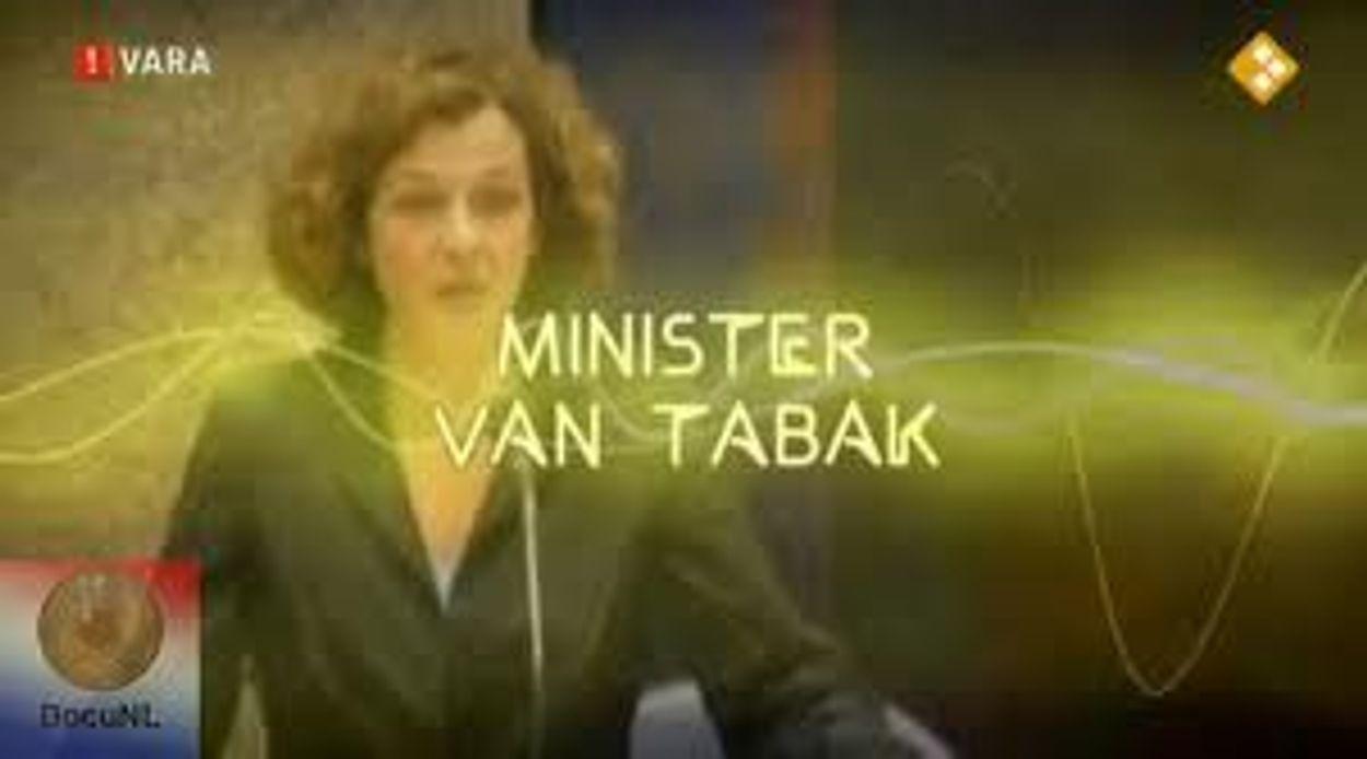 Afbeelding van Pittige kamervragen n.a.v. 'Minister van tabak'