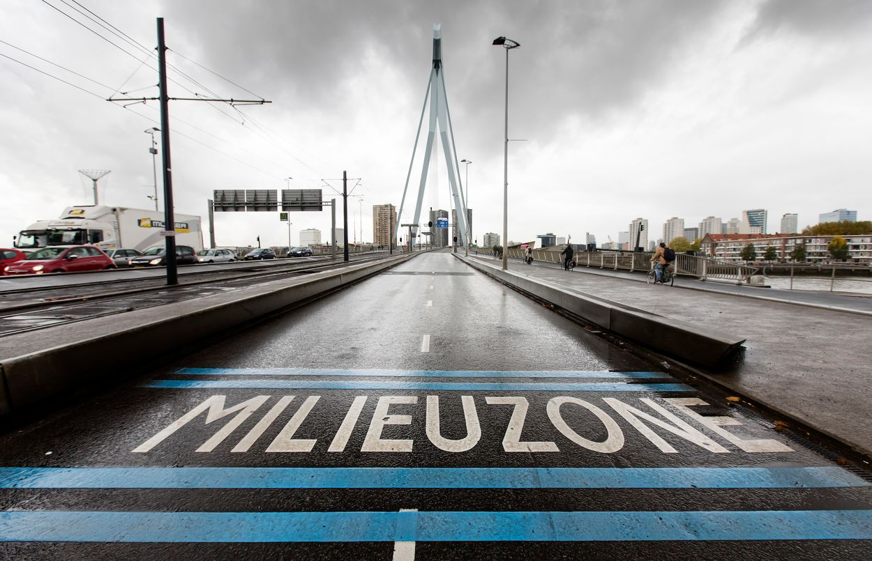 Afbeelding van Nederland hoeft geen extra maatregelen te nemen tegen luchtvervuiling