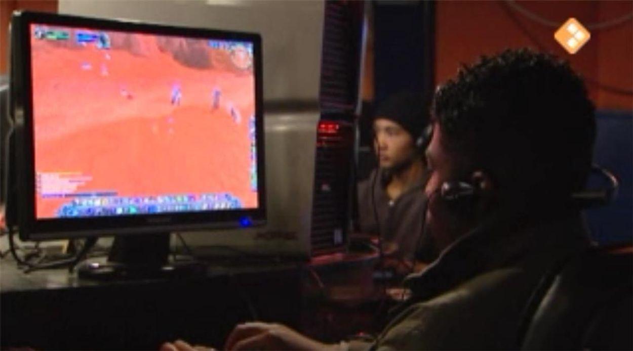 Afbeelding van Gameverslaafd