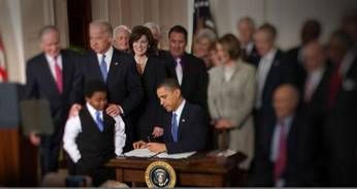 Afbeelding van Obama's deal