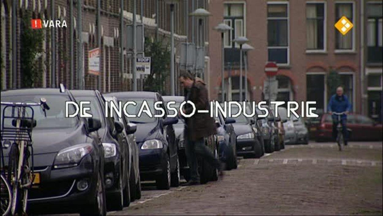 Afbeelding van De incasso-industrie