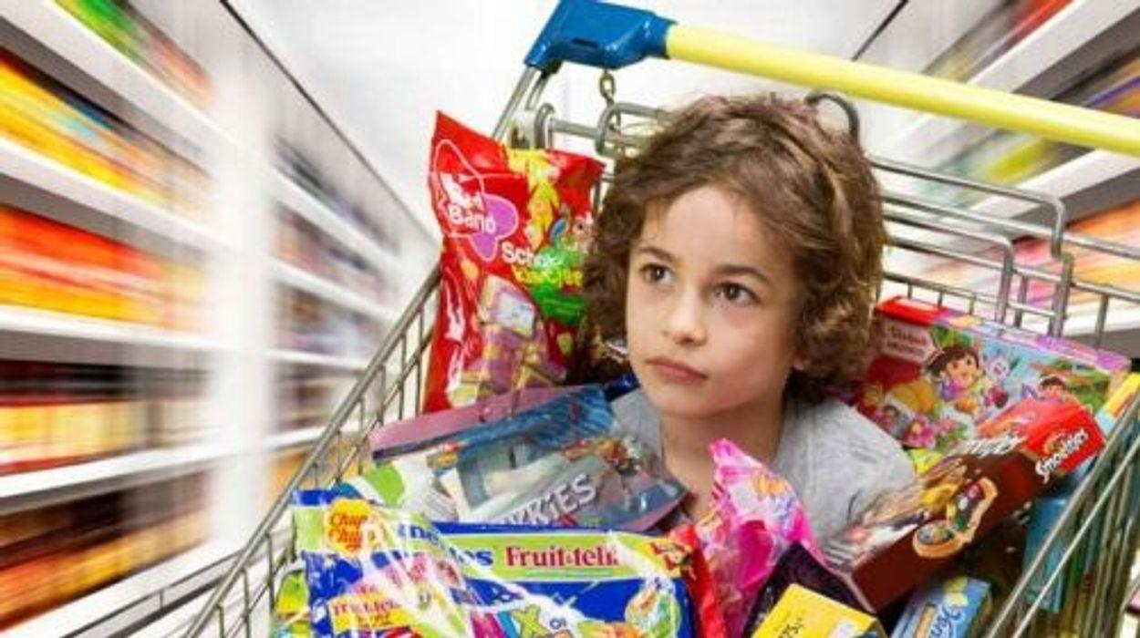 Afbeelding van Foodwatch: geen kindermarketing ongezonde producten