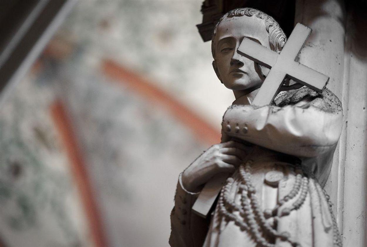 Afbeelding van Katholieke kerk Spanje geeft misbruik toe