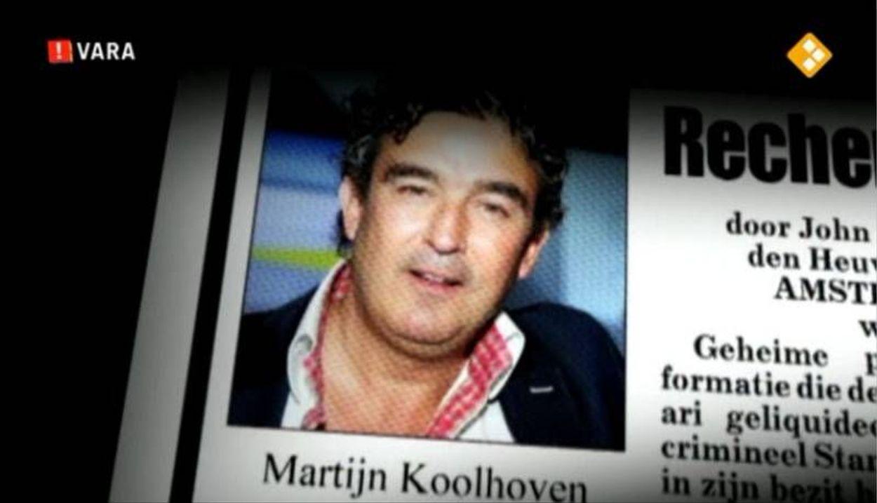 Afbeelding van De Telegraaf wil niet schikken in zaak Koolhoven