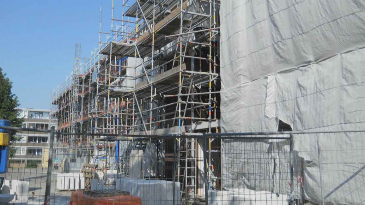 Afbeelding van Woede om problemen bij renovaties in Soest en Nijmegen