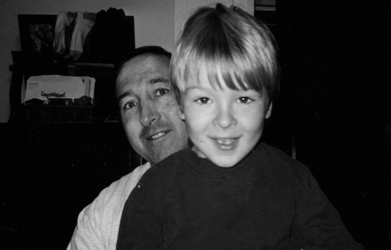 Afbeelding van David Carmichael vermoordde zijn eigen zoon