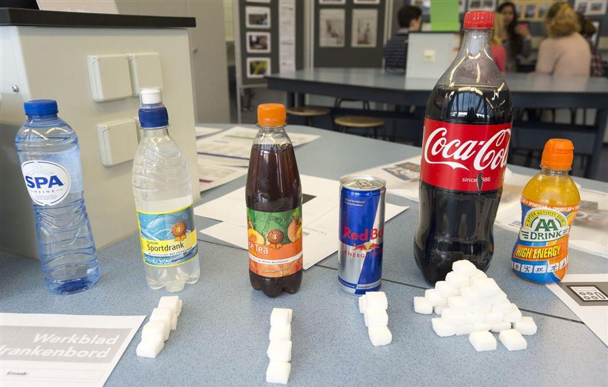 Afbeelding van Met deze actie kun je fabrikanten laten weten in welke producten te veel suiker zit
