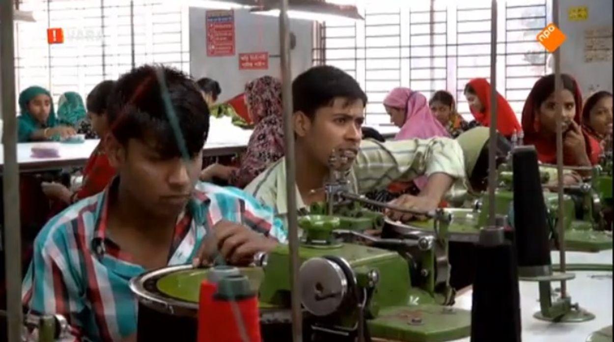 Afbeelding van Veel kledingbedrijven betalen nog steeds geen leefbaar loon