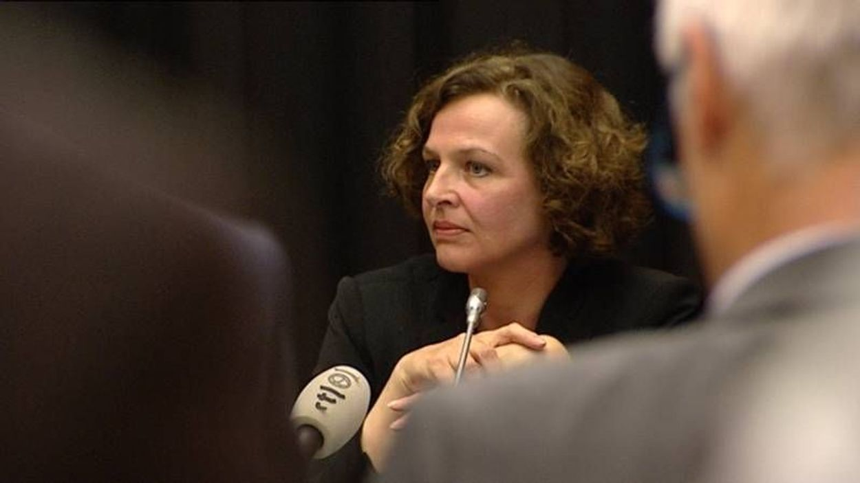 Afbeelding van Minister Schippers geeft geen inzicht in contacten alcohol- en tabakslobby