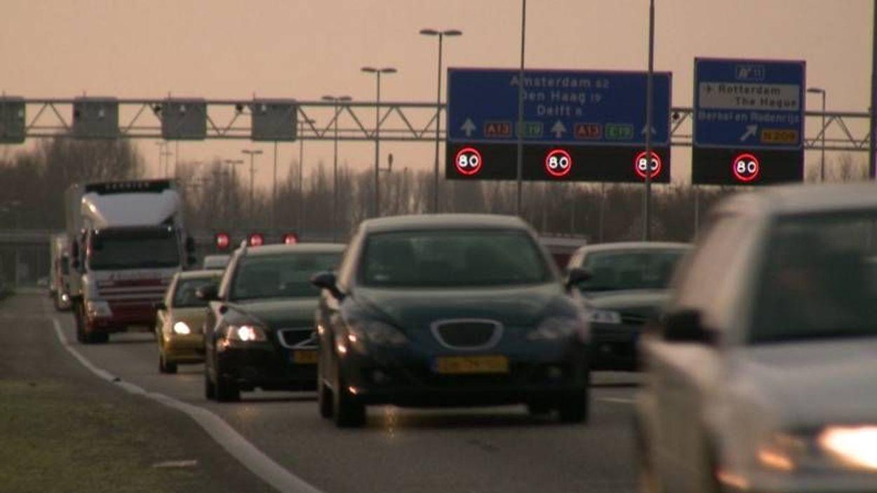 Afbeelding van Geen filter tunnel Maastricht