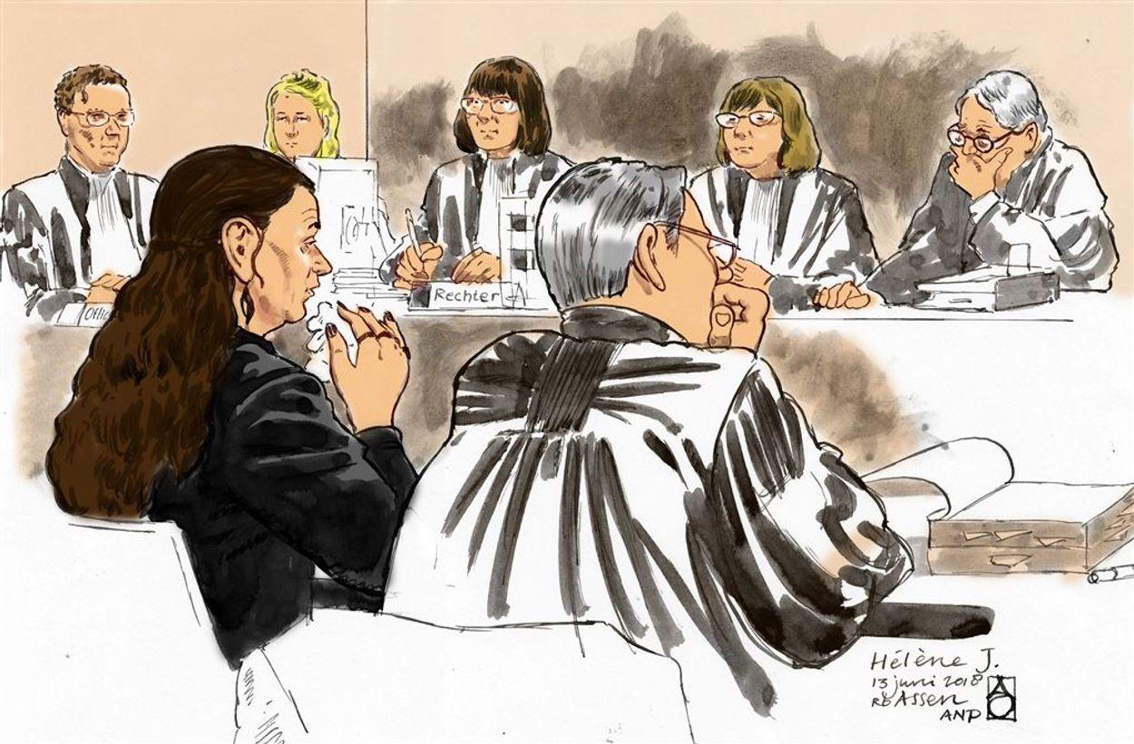 Afbeelding van Podcast dag 3 rechtszaak Sharleyne: Vader eist 100.000 euro schadevergoeding