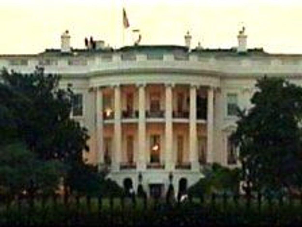 Afbeelding van De oorlog in het Witte Huis