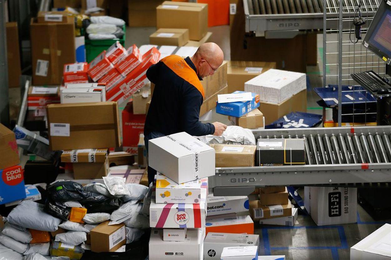 Afbeelding van 'Inspectie moet tanden kunnen laten zien aan bedrijven als PostNL'