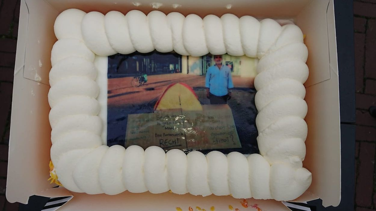 Ramon Imamdi taart