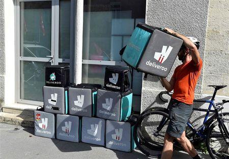 Afbeelding van Deliveroo moet 640.000 euro aan achterstallige pensioenpremies betalen