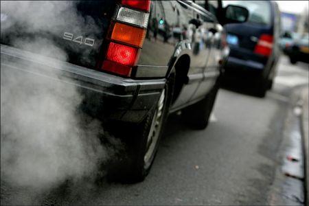 Afbeelding van Nederland koploper aantal kinderen met astma door uitlaatgassen