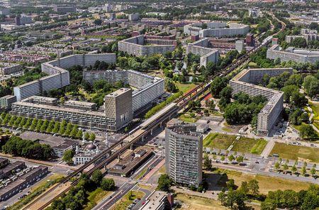 Afbeelding van Zorgen om renovatie van flatgebouwen: 'We gebruiken veel brandbaar materiaal'