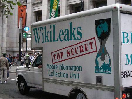 Afbeelding van De rebellen van Wikileaks