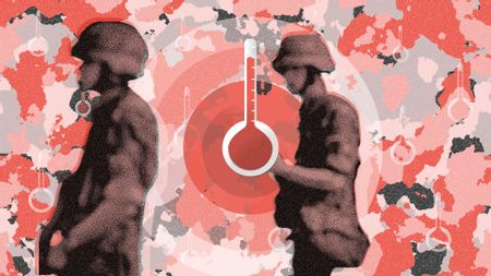 Afbeelding van Kijk terug: De hitteslachtoffers van Defensie