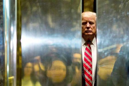 Afbeelding van De omstreden vrienden van Trump