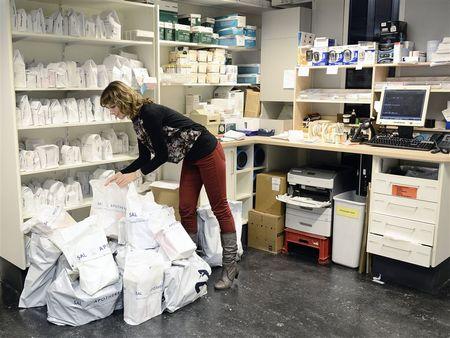 Afbeelding van Wat doen farmaceutische bedrijven tegen vervalsingen?