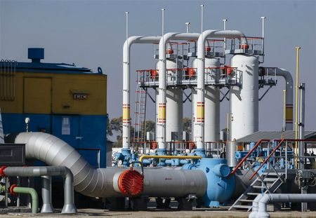 Afbeelding van VS roept op tot boycot Russisch gas, Rusland reageert in open brief