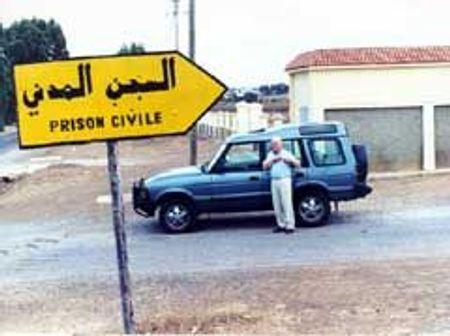 Afbeelding van Gevangen in het buitenland