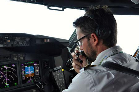 Afbeelding van Gif in de cockpit