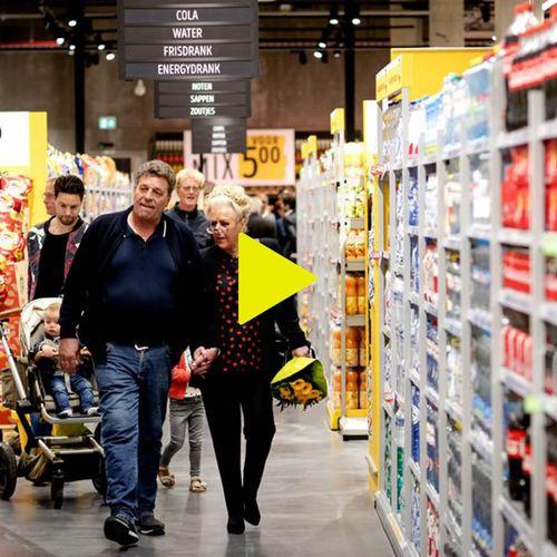 Afbeelding van 'Aanbiedingen van supermarkten zijn bijna altijd ongezond'