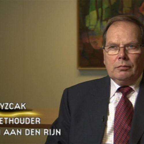 Afbeelding van Alphense wethouder Lyczak maakt excuses in de Raad over 'knullig' interview