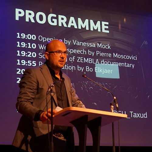 Afbeelding van ZEMBLA speelt hoofdrol in bijeenkomst Europese Commissie over belastingfraude