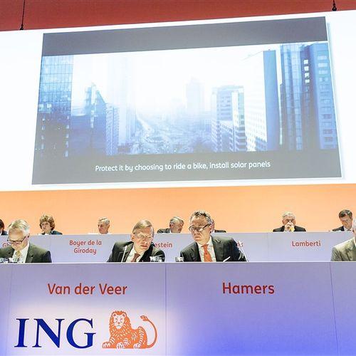 Afbeelding van Criminelen gebruikten ING-bankrekeningen voor oplichterspraktijken