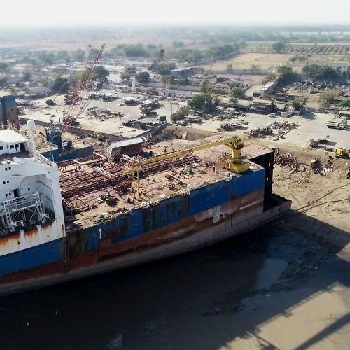 Afbeelding van Het gifschip van SBM