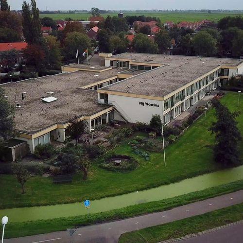 Afbeelding van Gemeente Súdwest-Fryslân wil monumentenstatus voor wooncomplex Nij Ylostins