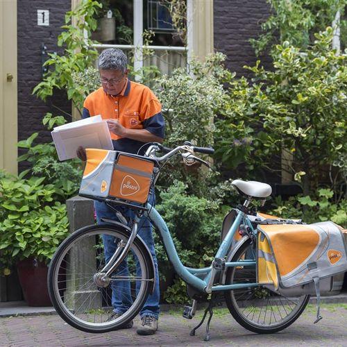 Afbeelding van FNV wil loonstijging voor postbezorgers PostNL