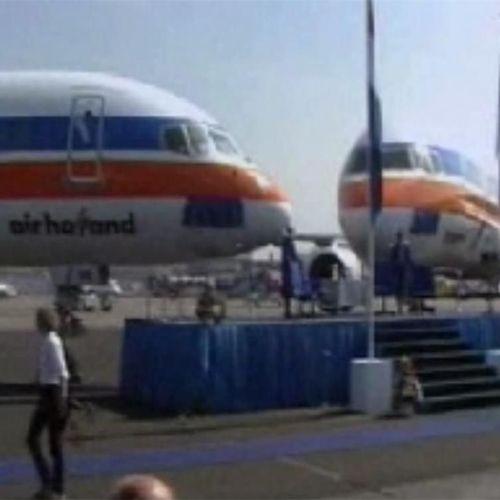 Afbeelding van De crash van Air Holland