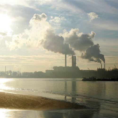 Afbeelding van In Nederland neemt uitstoot CO2 meer dan gemiddeld toe