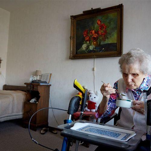 Afbeelding van Nog veel grootverdieners in de ouderenzorg